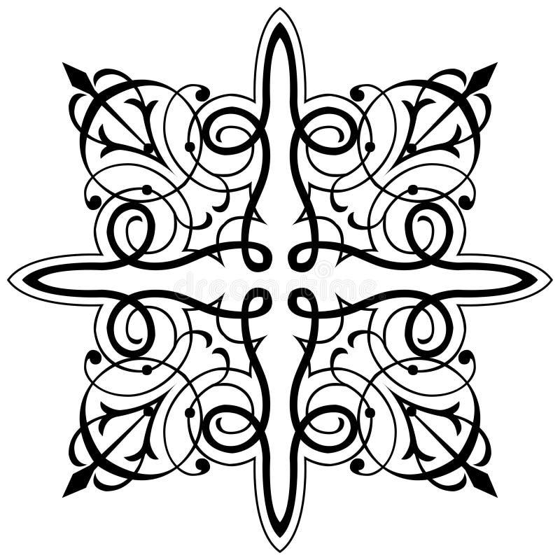 Download Fondo floral ilustración del vector. Ilustración de cepillo - 1286018