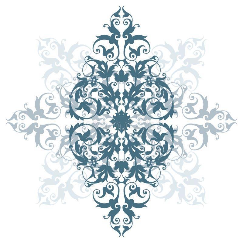 Download Fondo floral ilustración del vector. Ilustración de acento - 1286524
