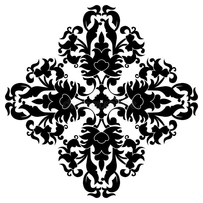 Download Fondo floral ilustración del vector. Ilustración de diseño - 1299882