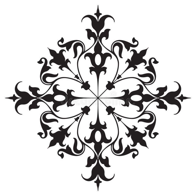 Download Fondo floral ilustración del vector. Ilustración de gótico - 1299906