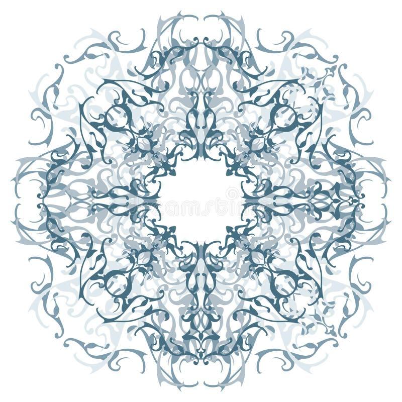 Download Fondo floral ilustración del vector. Ilustración de gótico - 1299916