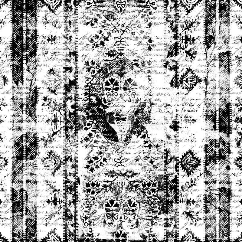 Fondo floral abstracto foto de archivo