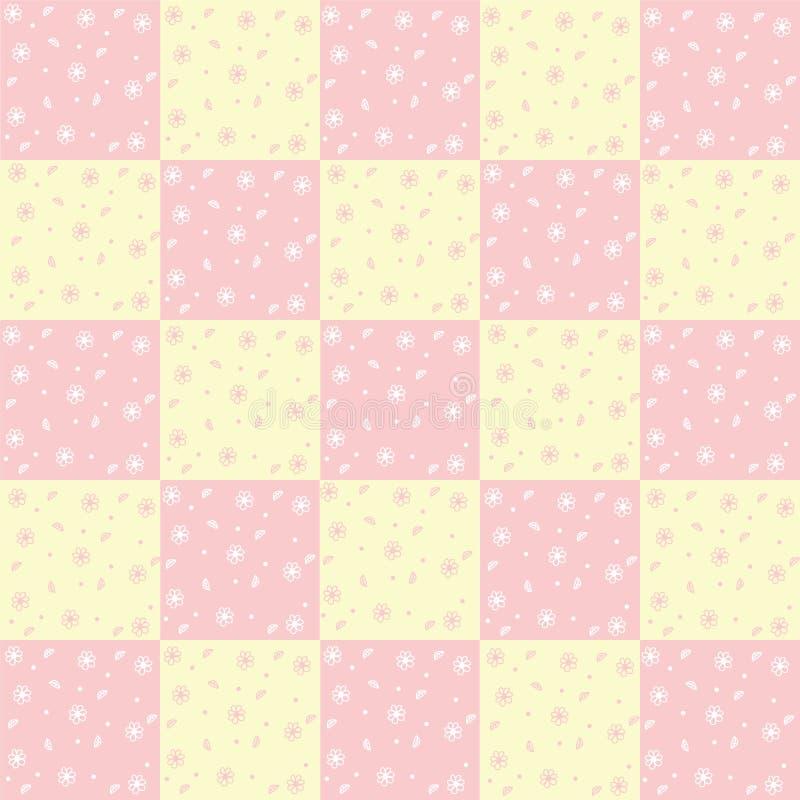 Fondo floral del vector - ejemplo imagen de archivo libre de regalías