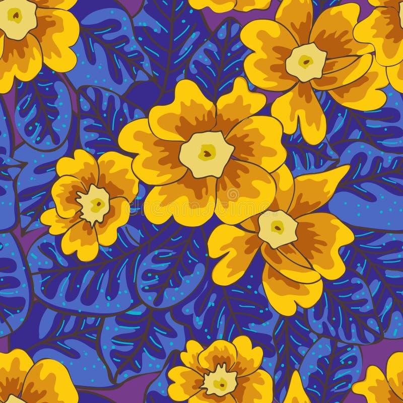 Fondo floreale royalty illustrazione gratis