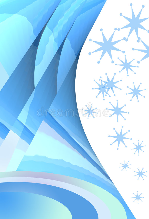 Fondo frío abstracto libre illustration