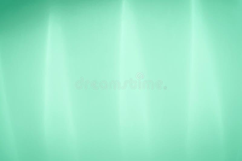 Fondo freddo di colore della menta Tonalità di colore della menta con una pendenza fotografie stock libere da diritti