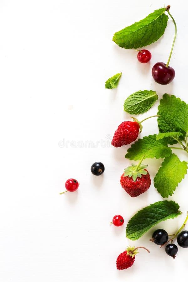Fondo fresco de la fruta del jugo del verano dulce; comida del verano fotografía de archivo