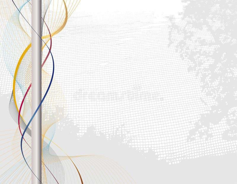 Download Fondo futurista ilustración del vector. Ilustración de enmascarado - 7287281