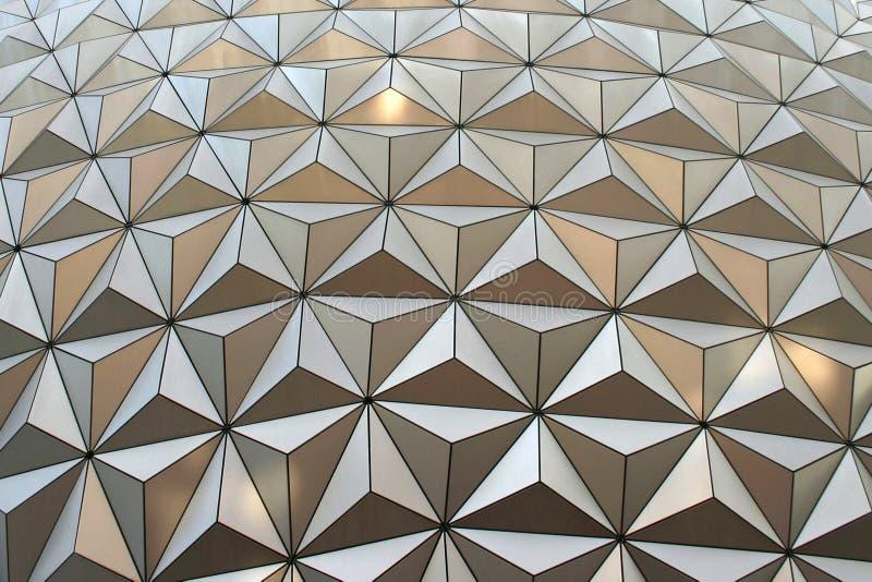 Fondo geométrico foto de archivo