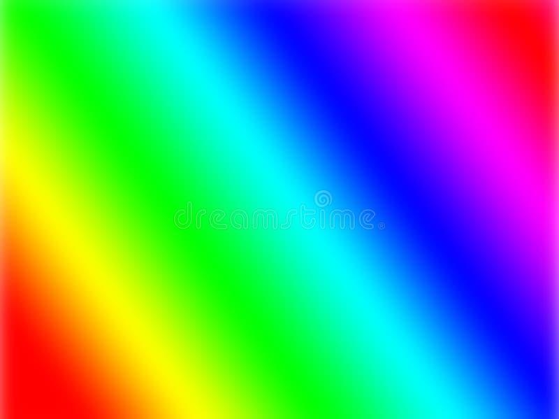 Fondo geométrico abstracto colorido para el diseño del arte ilustración del vector