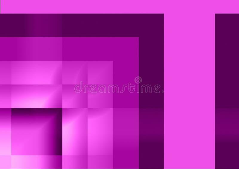 Fondo geométrico abstracto colorido para el diseño del arte libre illustration