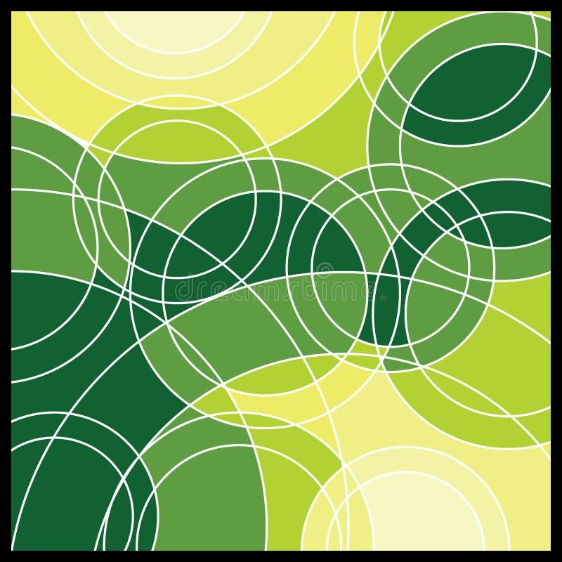 Fondo geométrico abstracto del mosaico libre illustration