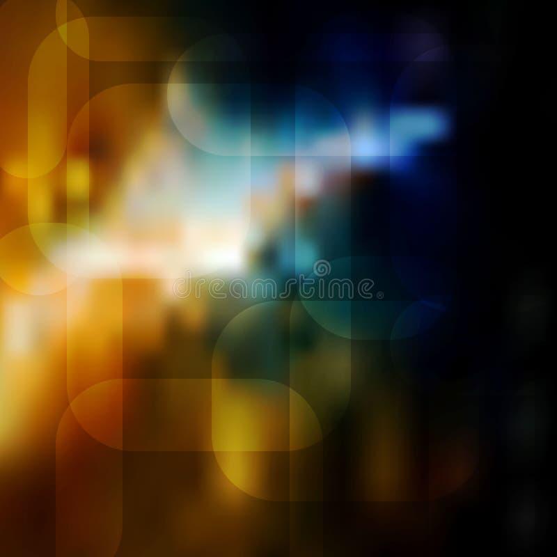 Fondo geométrico de la pendiente abstracta imagen de archivo