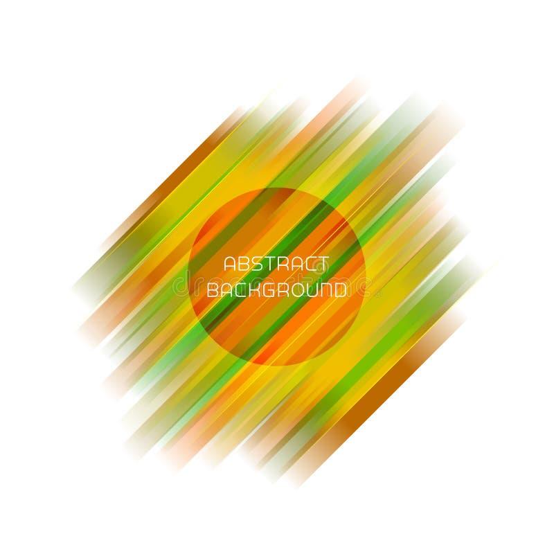 Fondo geométrico de la raya abstracta para su diseño ilustración del vector