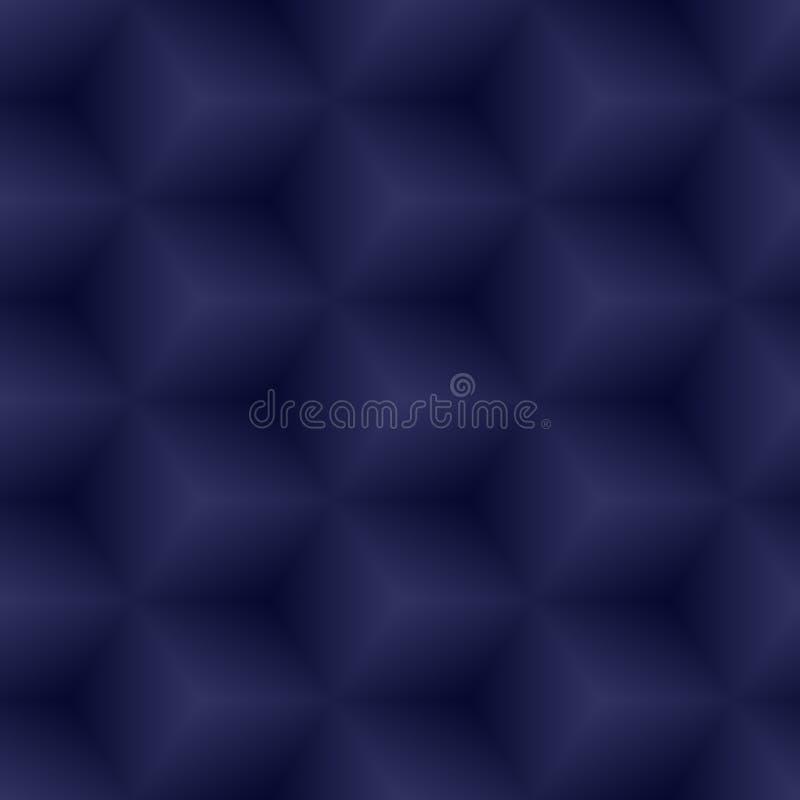 Fondo geométrico decorativo abstracto Modelo colorido inconsútil ilustración del vector