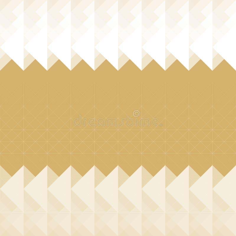 Fondo geométrico, elemento para su diseño imagen de archivo libre de regalías