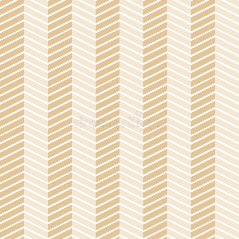 Fondo geometrico dei mattoni della parete senza cuciture illustrazione vettoriale