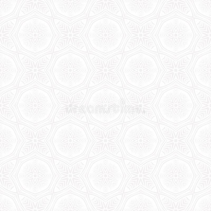Fondo geometrico di nozze di vettore royalty illustrazione gratis