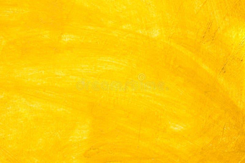 Fondo giallo, carta da parati gialla, Tailandia fotografia stock libera da diritti