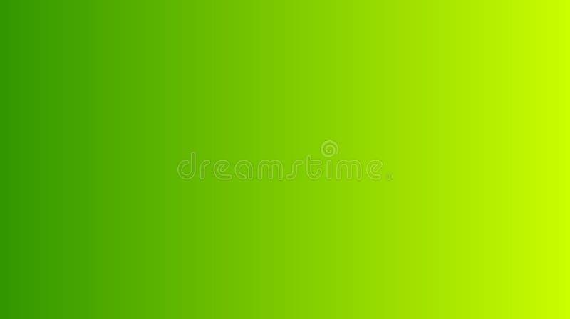 Fondo giallo di effetti protetto sfuocatura della miscela di colore verde dell'estratto fotografia stock libera da diritti
