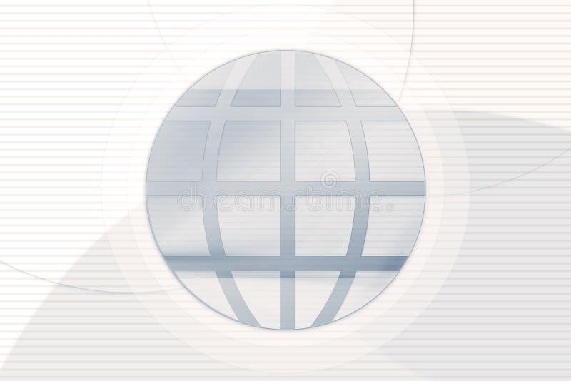 Fondo global abstracto libre illustration