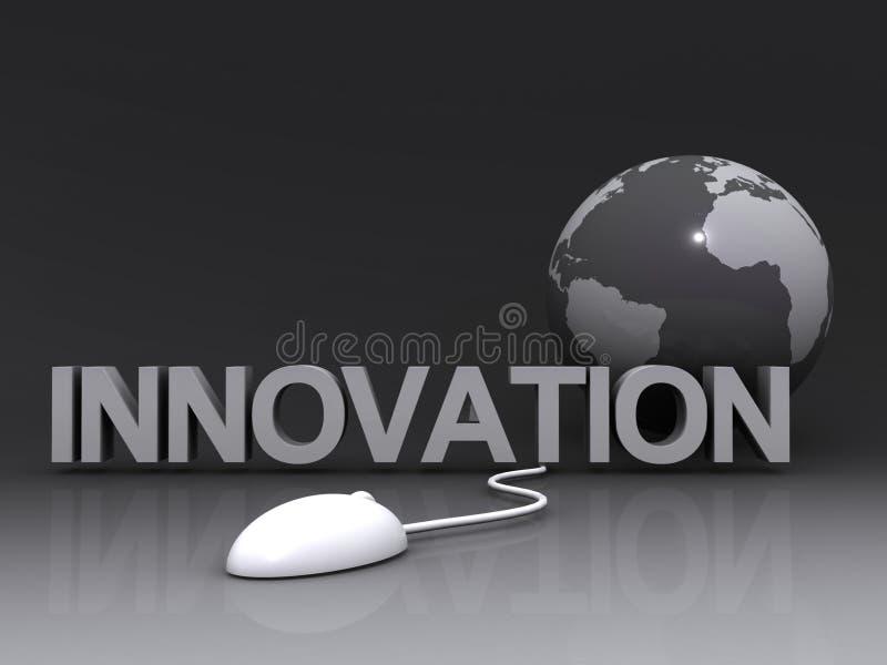 Fondo global de la innovación libre illustration