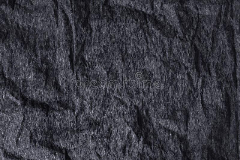 Fondo grabado en relieve negro foto de archivo