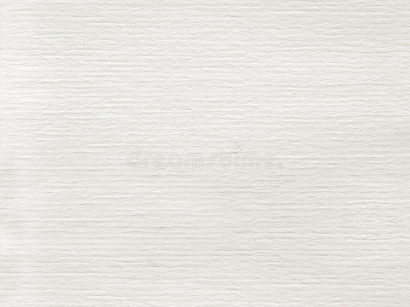Fondo granulare costolato di struttura della carta del cartone di Kraft fotografia stock