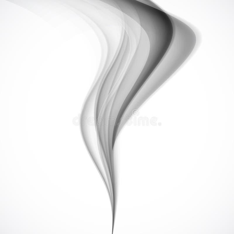 Fondo grigio illustrazione vettoriale
