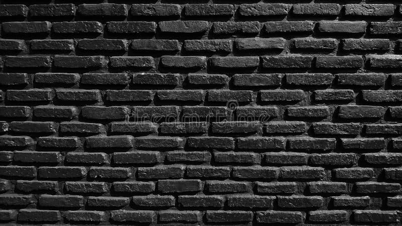 Fondo grigio del muro di mattoni di Drak immagine stock