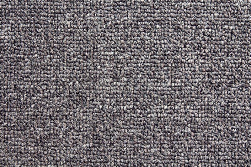 Fondo grigio del tappeto, struttura del tessuto con il modello senza cuciture per l'opera d'arte di progettazione fotografie stock libere da diritti