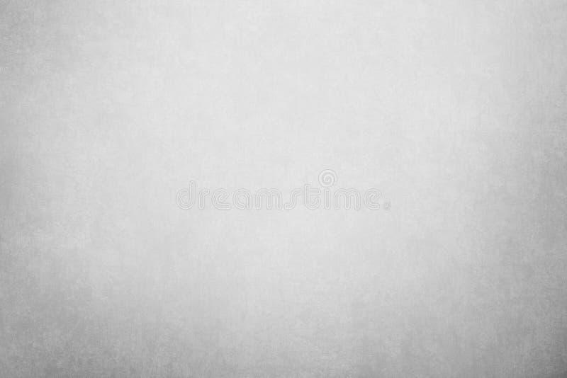 Fondo grigio dell'estratto di pendenza Copi lo spazio per il vostro testo o pubblicità promozionale Parete grigia in bianco Zona  fotografia stock