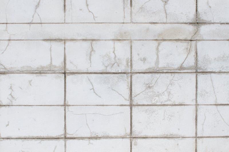 Fondo grigio della parete, con il rettangolo immagini stock libere da diritti