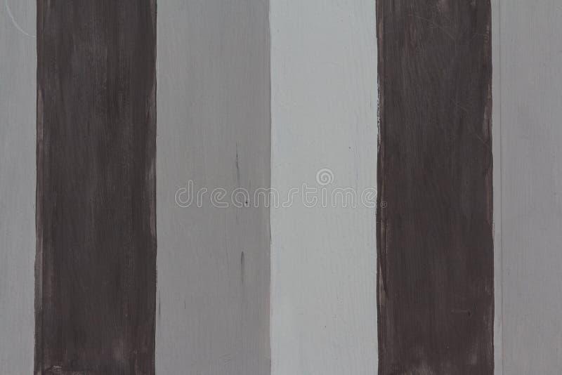Fondo grigio della pittura delle bande fotografie stock