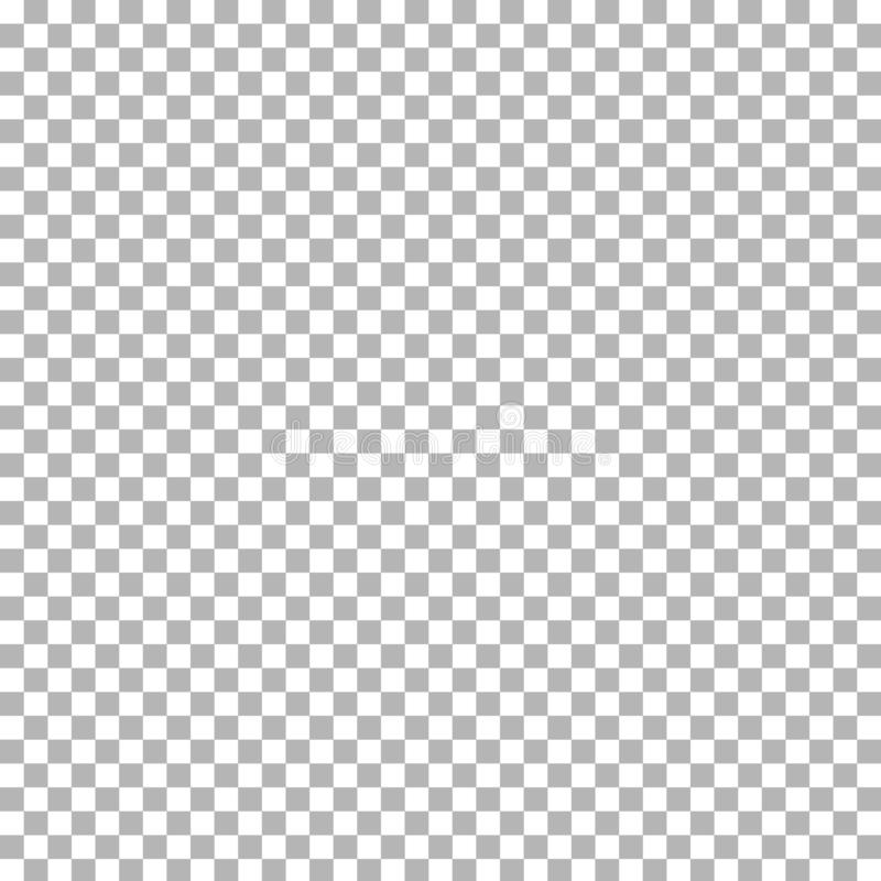 Fondo grigio e bianco di scacchi ENV 10 illustrazione vettoriale