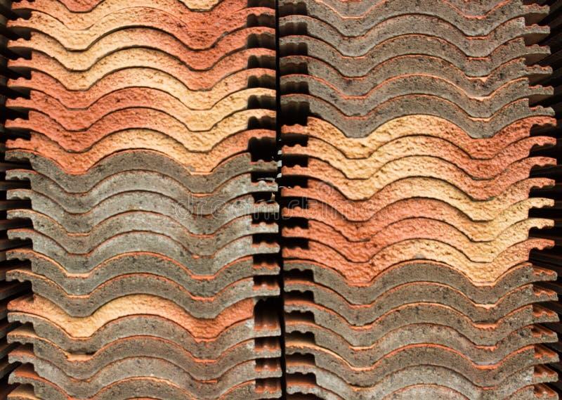 Download Fondo Gris Anaranjado De Teja De Tejado Imagen de archivo - Imagen de edificio, tapa: 42429491