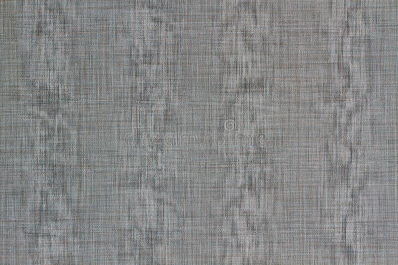 Fondo gris brillante de la textura de la lona. fotografía de archivo libre de regalías