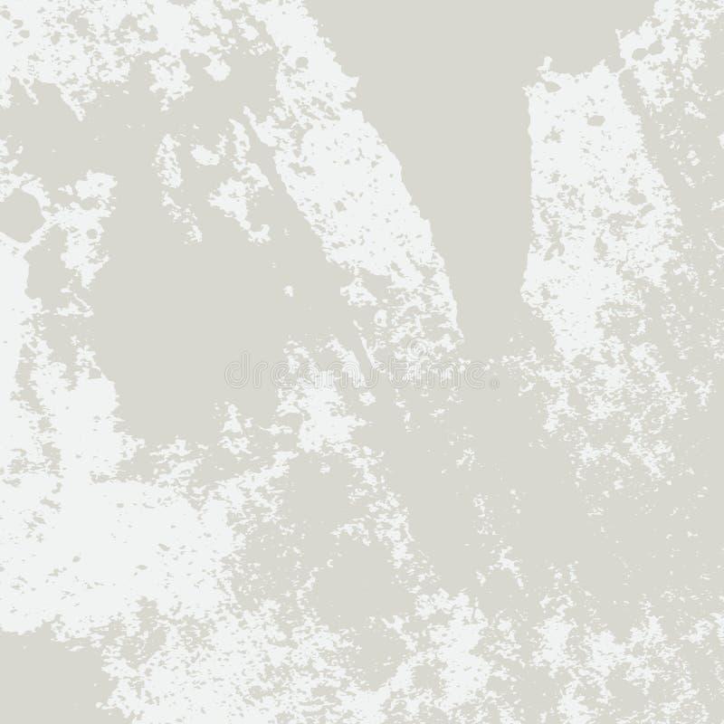 Fondo gris de Grunge stock de ilustración