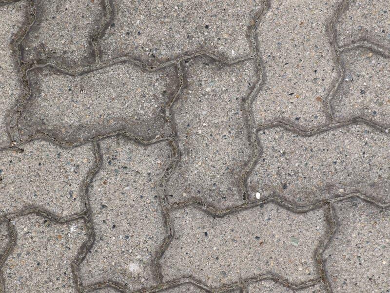 fondo gris de la textura de la teja concreta imagen de archivo libre de regalías