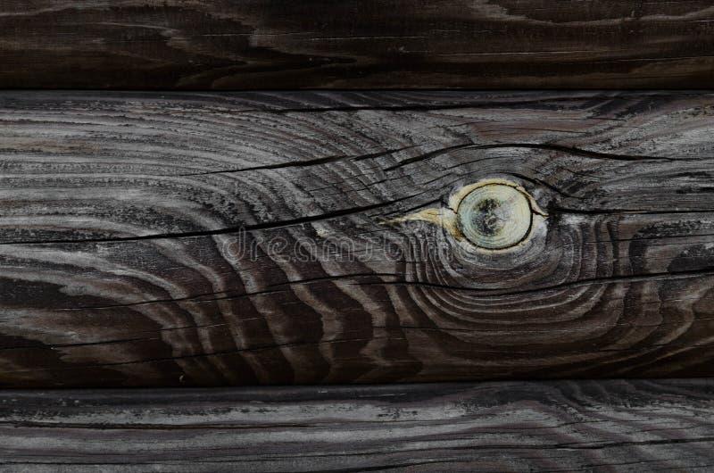 Fondo gris de madera, textura imagen de archivo