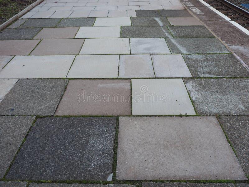 Fondo gris de pavimento concreto imagenes de archivo