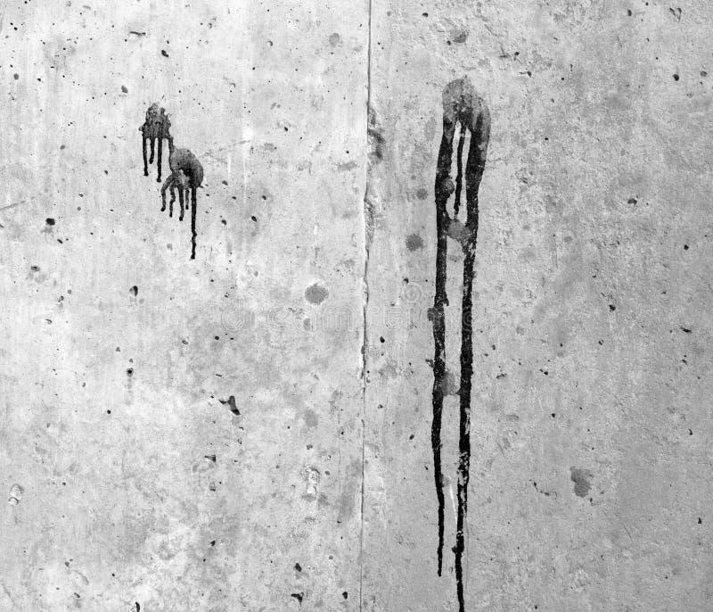 Fondo gris del grunge. fotografía de archivo
