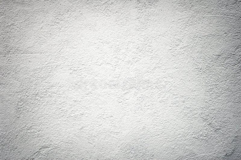 Fondo gris del muro de cemento, blanqueando, cartilla, vieja, gru foto de archivo libre de regalías