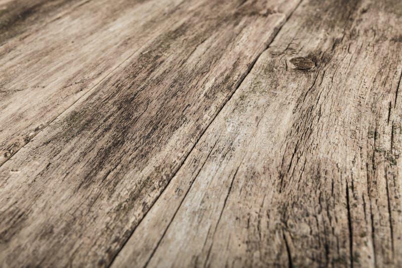 Fondo gris desigual de madera de la textura fotos de archivo