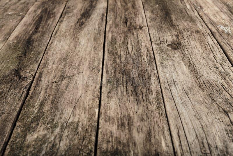Fondo gris desigual de madera de la textura imagenes de archivo