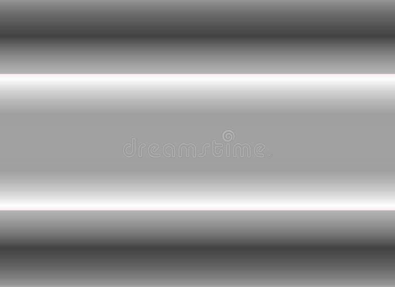 Fondo gris geométrico abstracto stock de ilustración