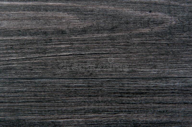 Fondo gris oscuro de madera viejo negro textura del for Cocina de madera gris oscuro