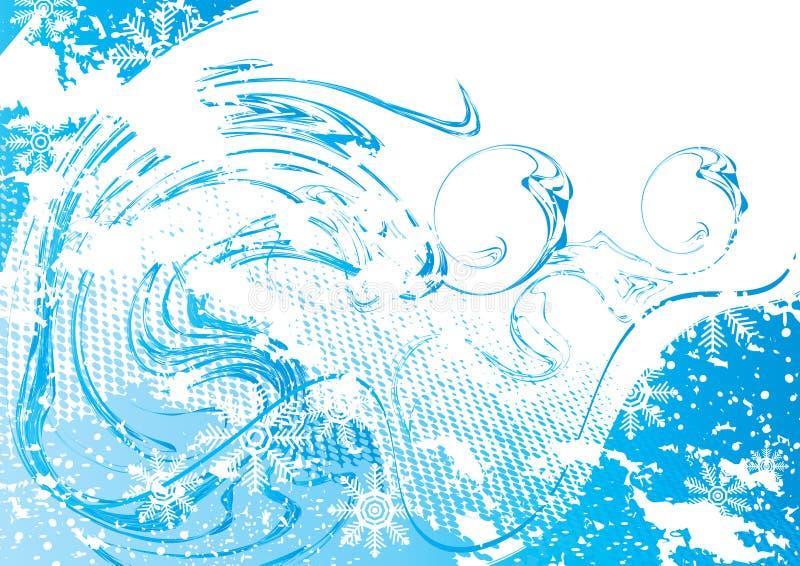 Download Fondo helado ilustración del vector. Ilustración de fondo - 7276826