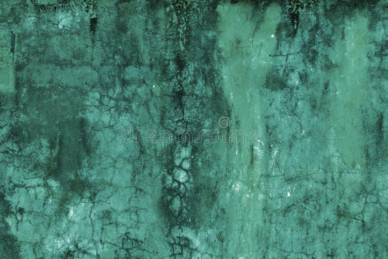 Fondo hermoso de la turquesa de la luz del vintage Textura decorativa de la pared del estuco del Grunge abstracto Fondo áspero an imagen de archivo libre de regalías