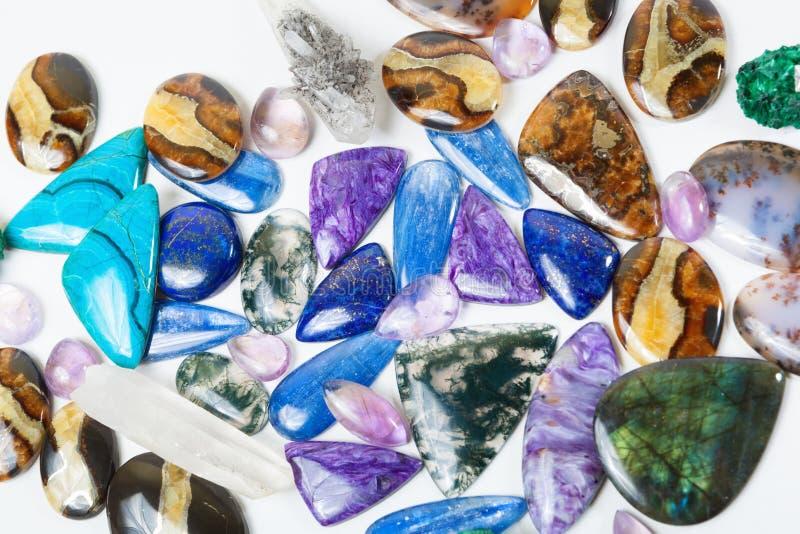 Fondo hermoso de las gemas imagen de archivo